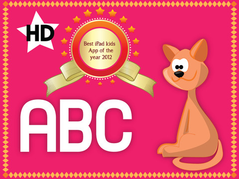 ABC Lovely Kids Book HD iPad App Review