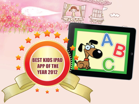 ABC Clever Baby Tutor HD iPad App Review
