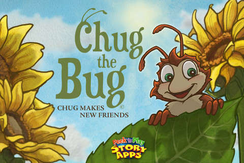 Chug the Bug in 3D iPhone App Review