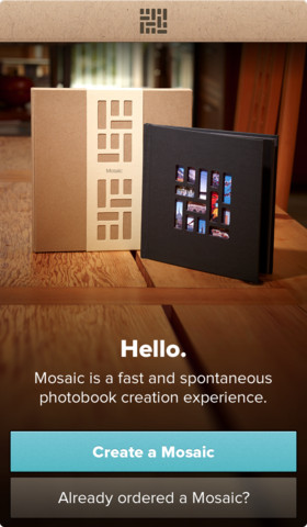 mosaic mixbook iPhone App Review