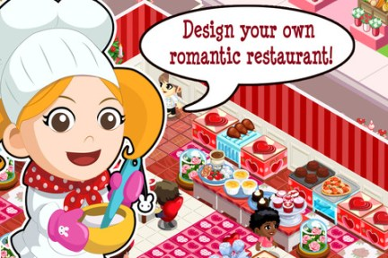 restaurant story iPhone App Review
