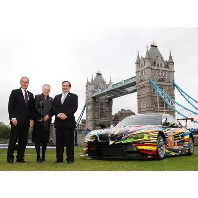BMW Art-Drive Collection in London - Fanaticar