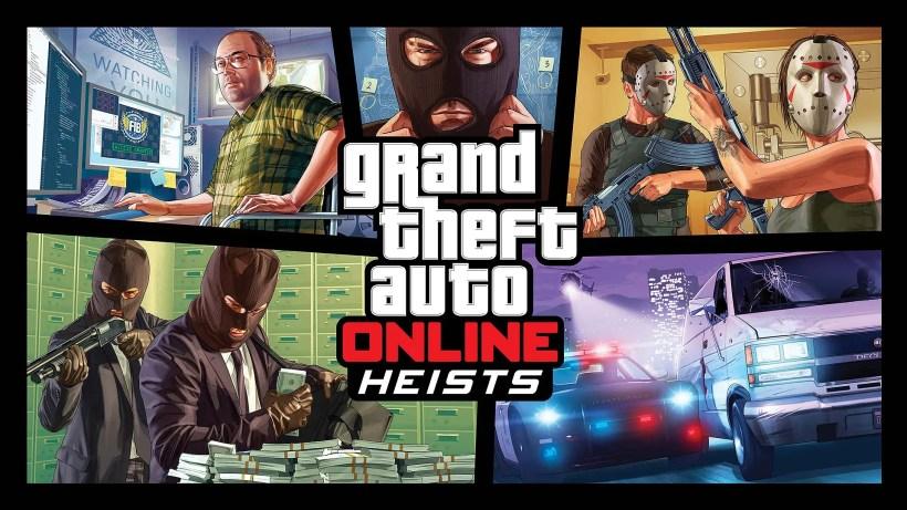 GTA 5 Online Heists - Fanaticar Magazin