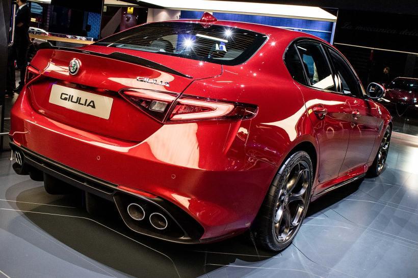 2016 Alfa Romeo Giulia QV | Fanaticar Magazin