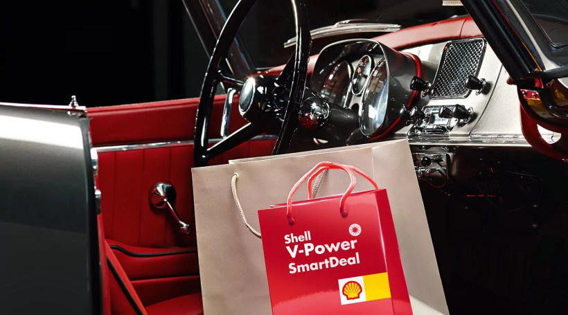 Clever Sparen mit Shell V-Power Smart Deal | Fanaticar Magazin