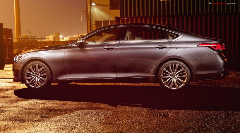 2016 Hyundai Genesis 3.8 Sedan   Fanaticar Magazin