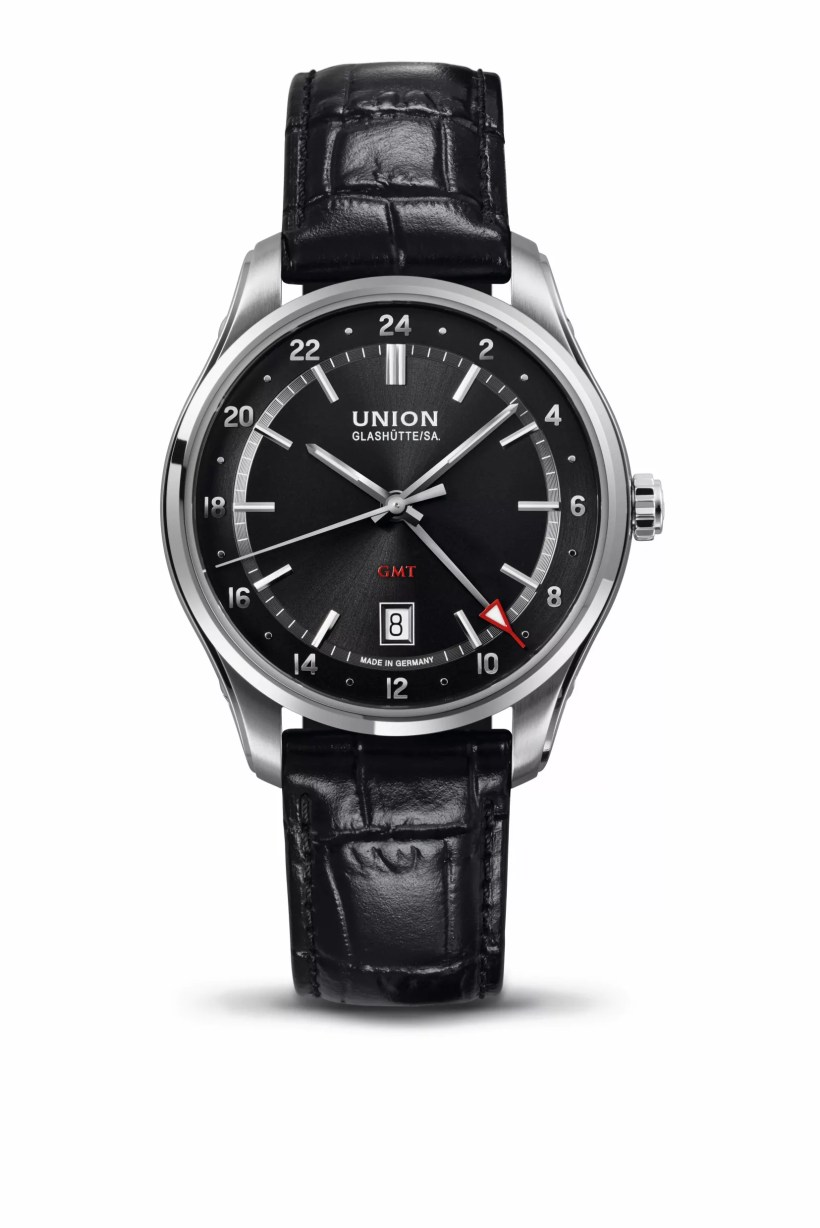 Union Glashütte Belisar GMT | Fanaticar Magazin