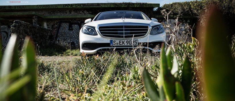2016 Mercedes-Benz E 350 e | Fanaticar Magazin