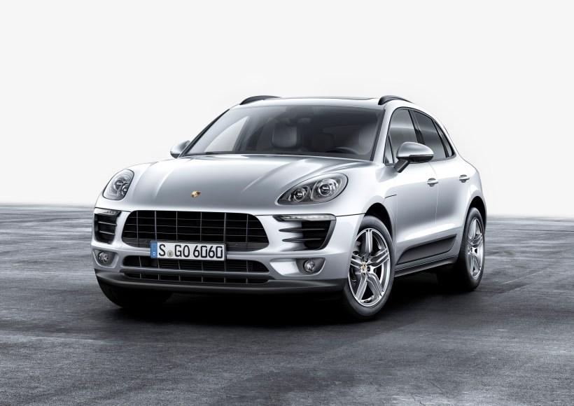 2016 Porsche Macan Vierzylinder | Fanaticar Magazin