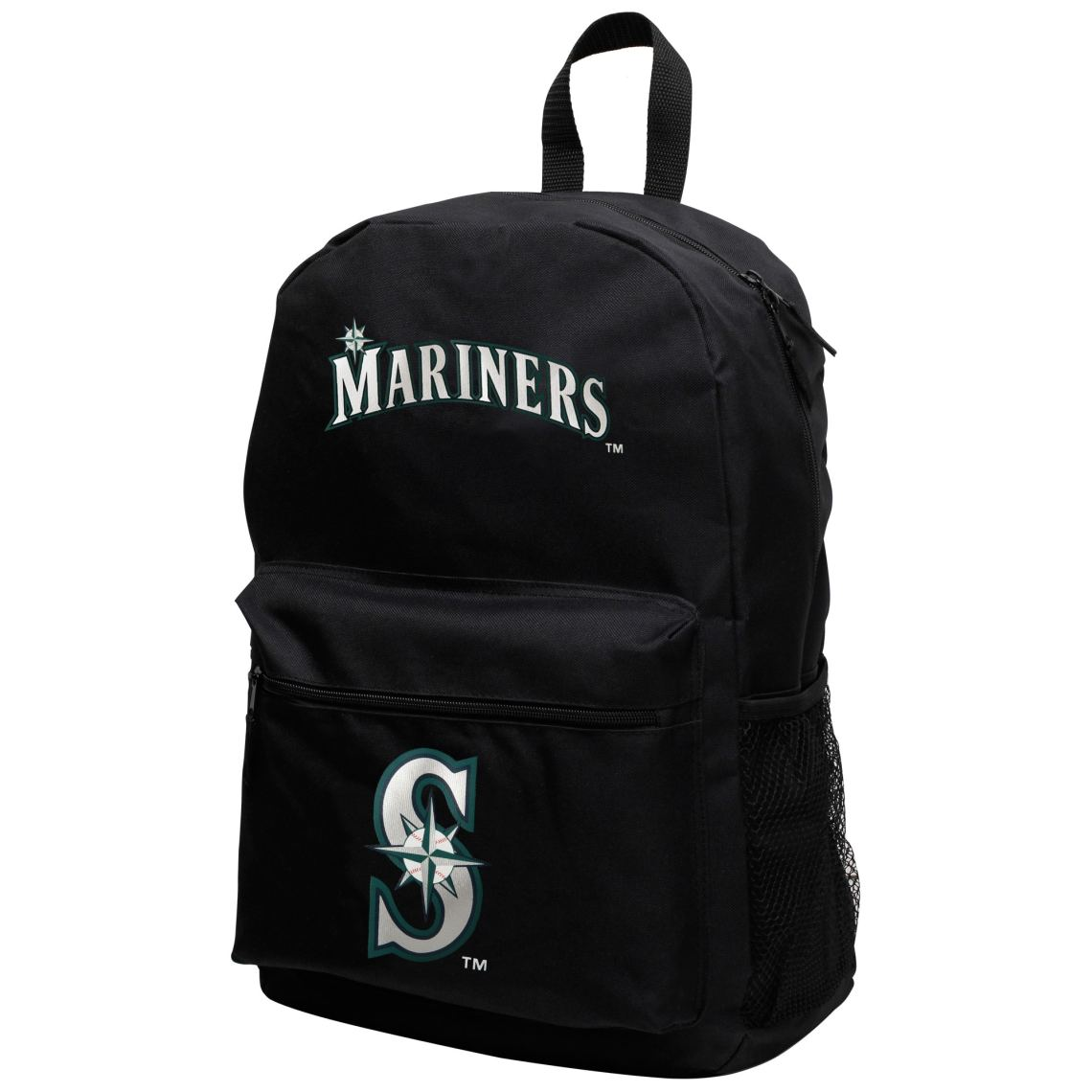Seattle Mariners Sprint Backpack - Black