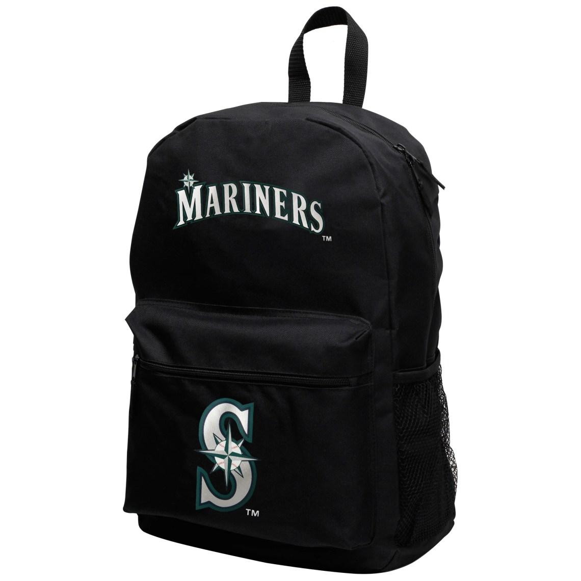 Seattle Mariners Sprint Backpack - Black