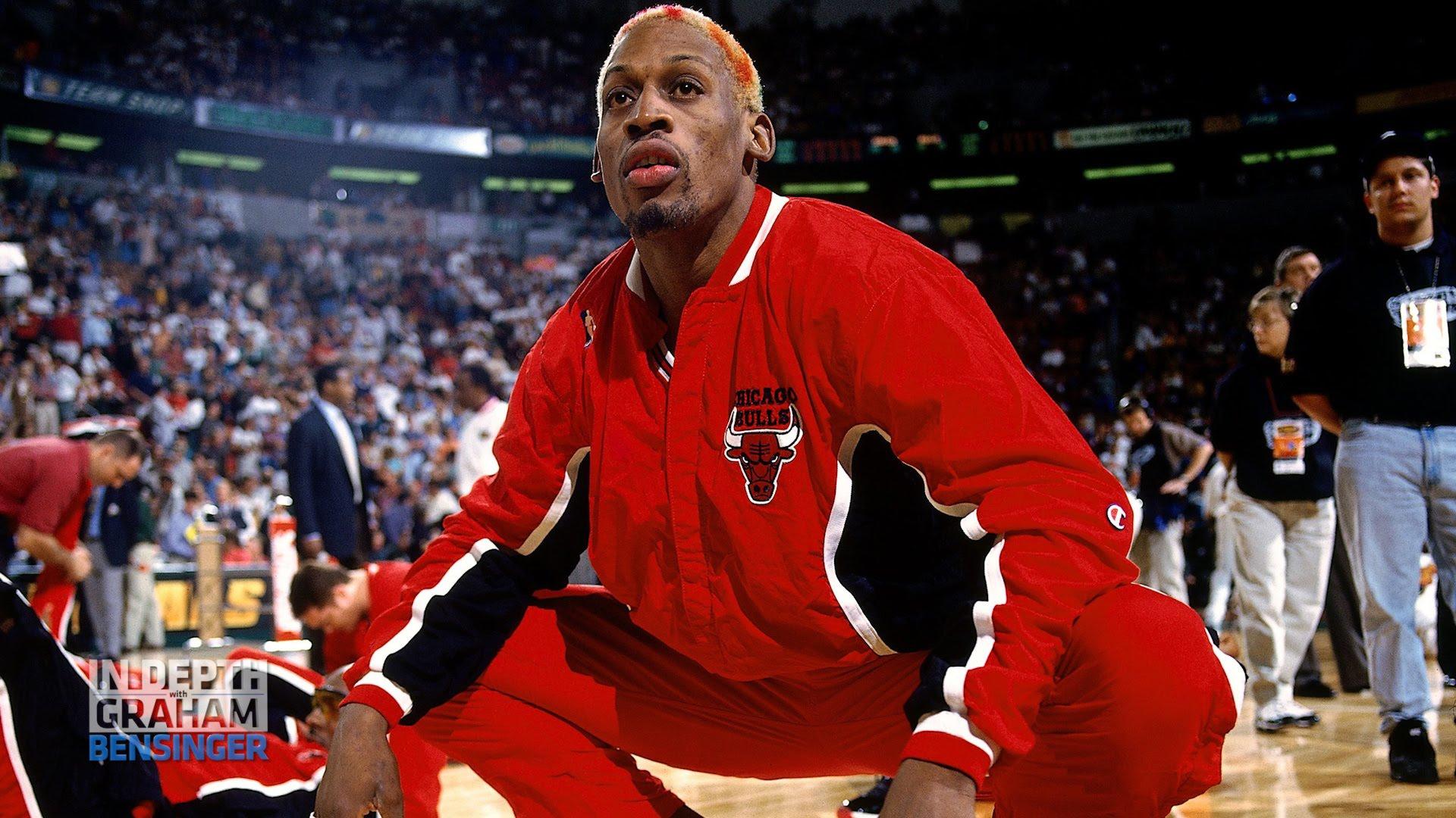 Lebron James Quotes Wallpaper Dennis Rodman Says He Never Talked To Michael Jordan Or