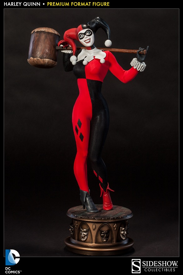 Joker Hd Wallpaper With Quotes Sideshow Collectibles Dc Comics Harley Quinn Premium
