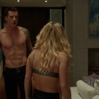 "Tilky Jones as Sean Butler shirtless in Nashville 1x07 ""Lovesick Blues"""