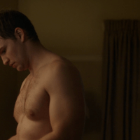 "Burkely Duffield as Holden Matthews shirtless in Beyond 1x03 ""Ties That Bind"""