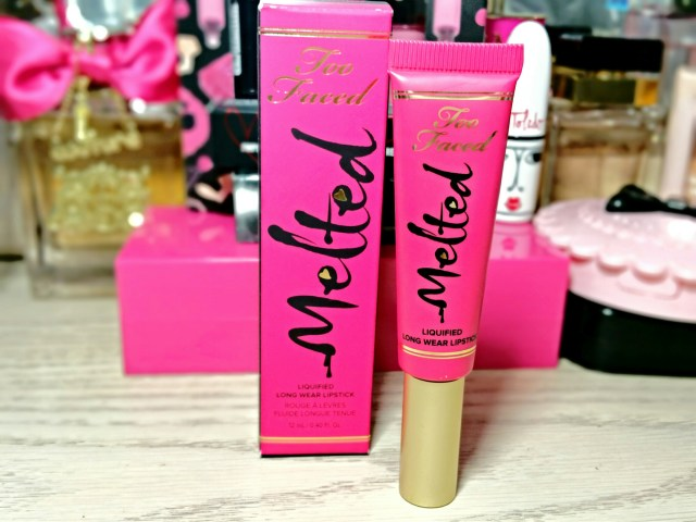 Too Faced Melted Jelly Donut Melted Lipstick
