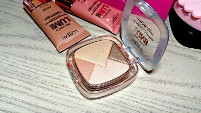 L'Oreal Golden True Match Lumi Powder Glow Illuminator