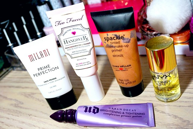 5 Primers for Dry Skin