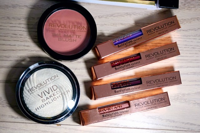 Makeup Revolution BOGO Half Off at Ulta