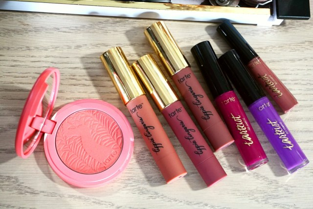Cute Lips & Cheeks All Summer with Tarte