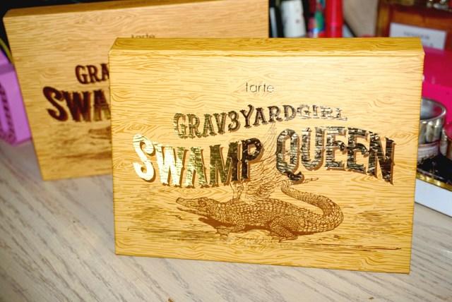 Tarte x Grav3Yard Girl Swamp Queen Palette