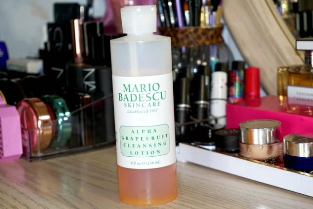 Mario Badescu Alpha Grapefruit Cleansing Lotion