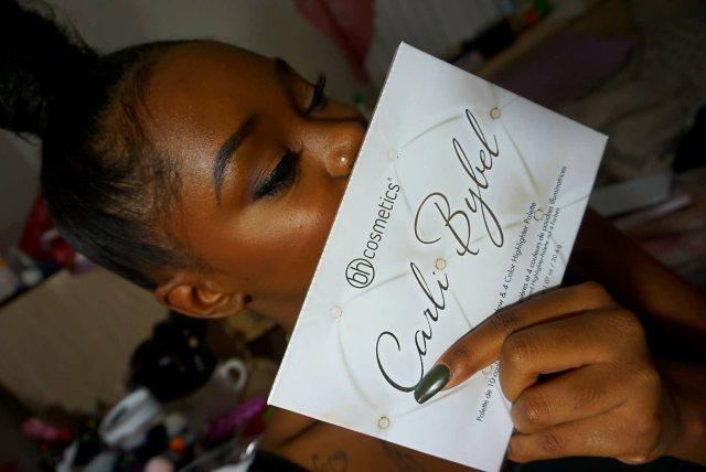 BH Cosmetics Carli Bybel Eyeshadow & Highlighter Palette