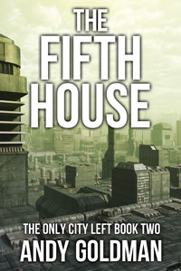 The Fifth House - Book Cover