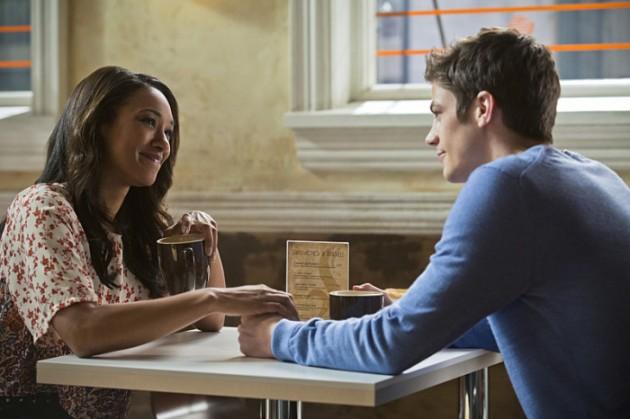 Barry introduces iris to his new girlfriend fandemonium network