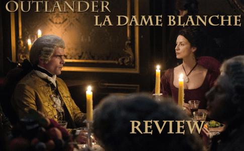 Outlander La Dame Blanche