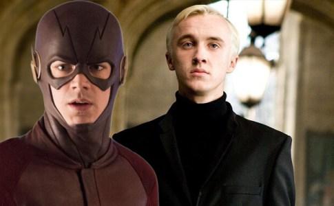 The Flash Season 3 Adds Harry Potter's Tom Felton