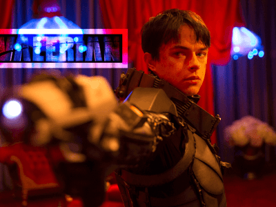 Valerian And The City Of A Thousand Planets Heading to SDCC