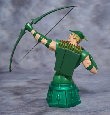 Heroes of DC Green Arrow Bust 003