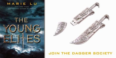 The Young Elites White Dagger USB