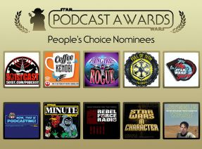 Vote For Fangirls Going Rogue In Star Wars Podcast Awards Finals!