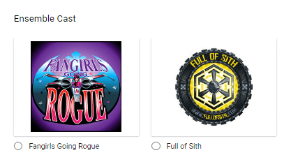 Vote For Fangirls Going Rogue In 2017 Star Wars Podcast Awards!