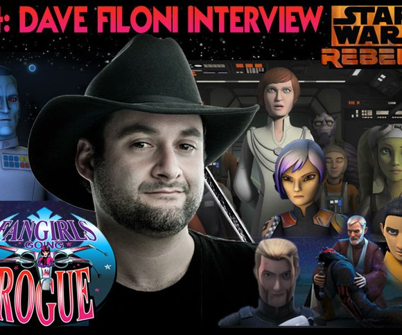 Episode #44: DAVE FILONI Talks Star Wars Rebels
