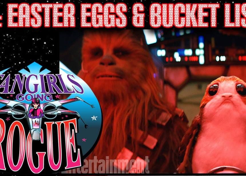 #49: Easter Eggs and Bucket Lists