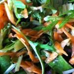 Fangorn garden salad