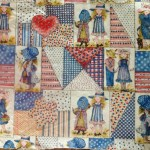 Fabric Friday: Holly Hobby