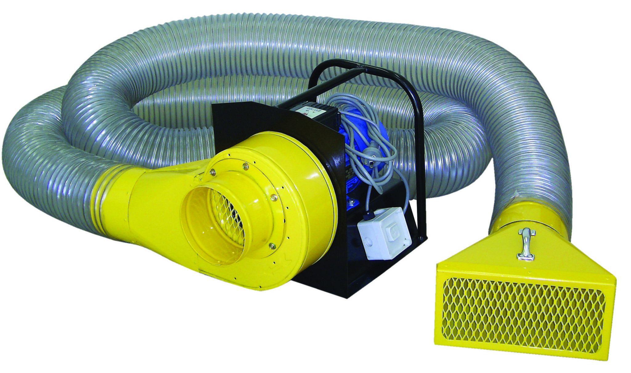 Portable Extractor Fan Ventilation Products Fixed Or Portable Ventilation Equipment