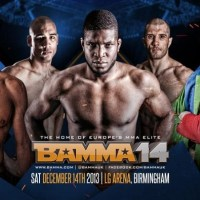 Bamma 14: Daley vs De Silva