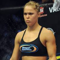 Rousey accepts Correia challenge... Dana White says 'You've got other people to fight'