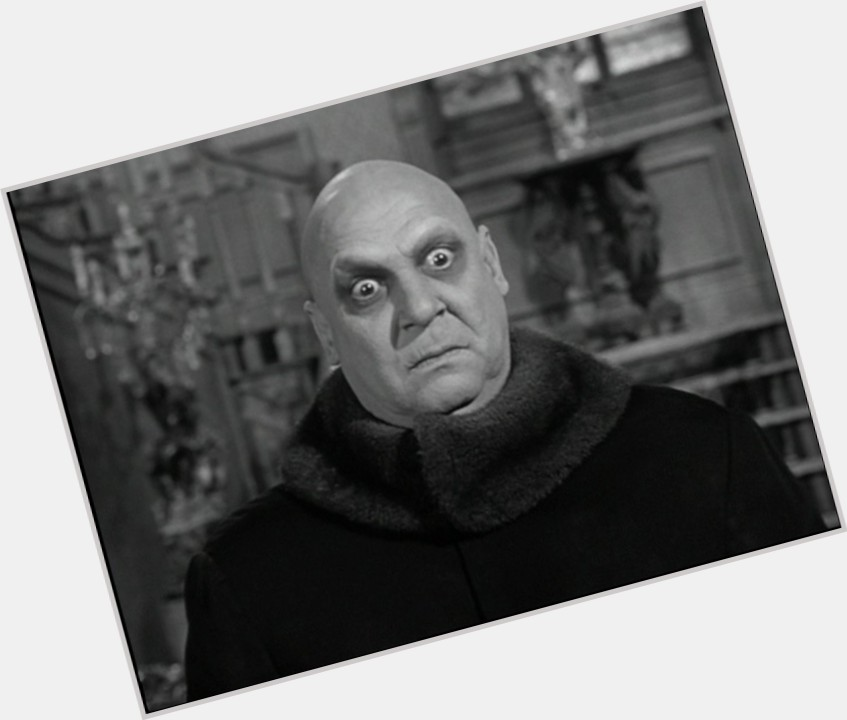 Fester Addams Uncle Fester | Official Site For Man Crush Monday #mcm