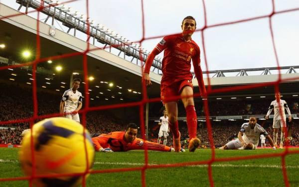 A Jordan Henderson winner. (LiverpoolFC.TV)