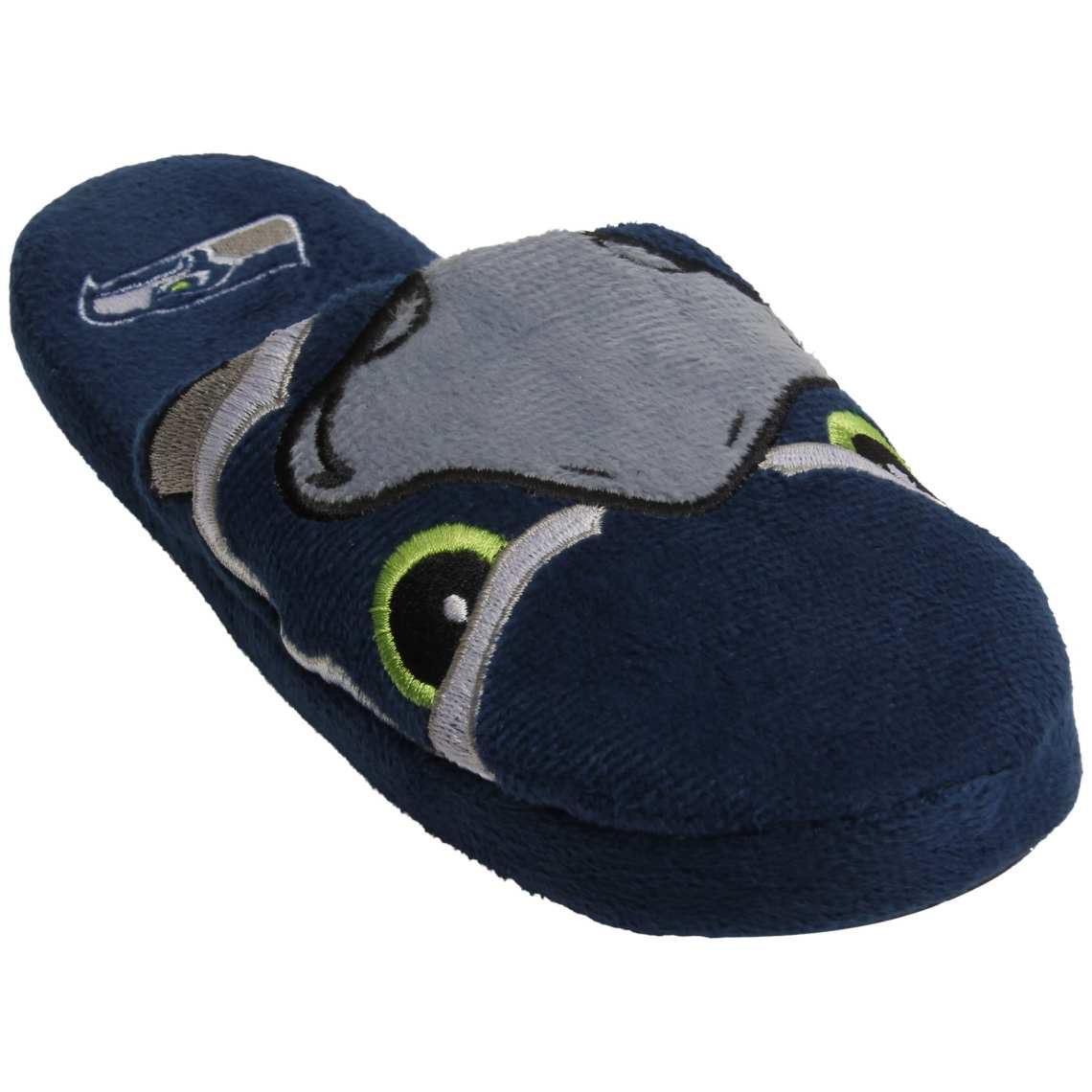 Youth Seattle Seahawks Mascot Slippers