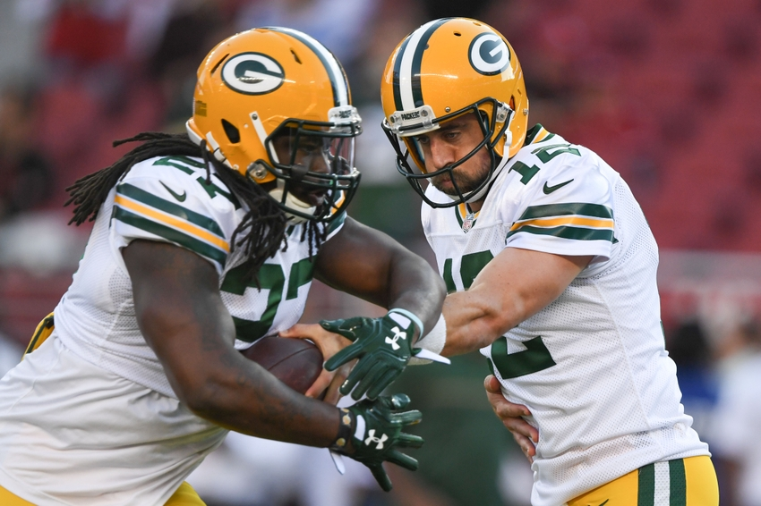 Fantasy Football 2016 Preview Green Bay Packers running backs