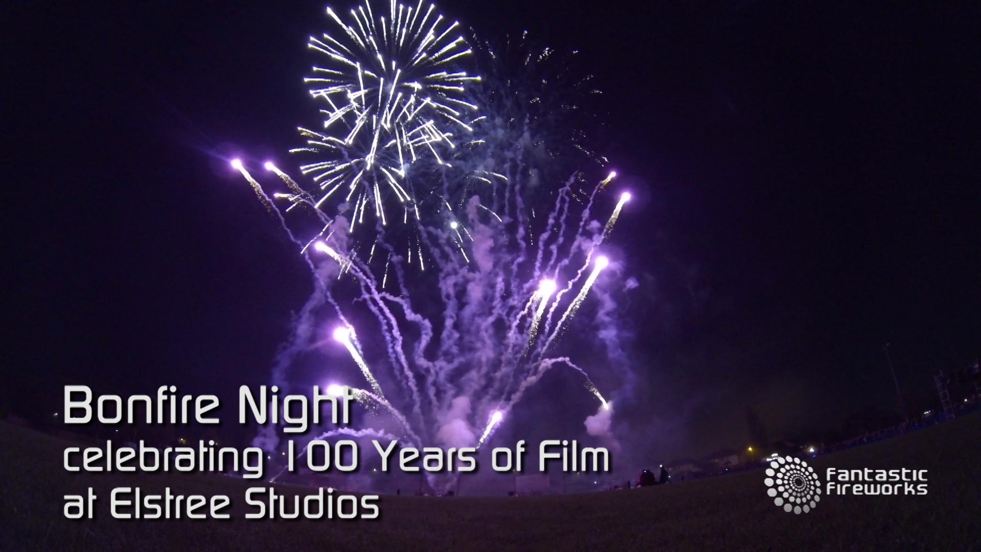 Professional Fireworks Displays | Elstree Bonfire Night