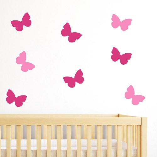 Medium Of Butterfly Wall Decor