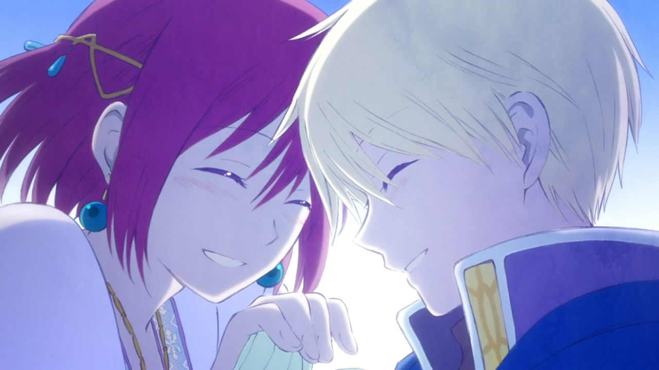 Cute Wallpapers For Adults Why I Don T Care About The Romance In Akagami No Shirayuki